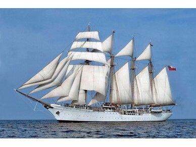 Billing Boats - Esmeralda Special Edition - Medinis korpusas, Mastelis: 1/100, BB730 2