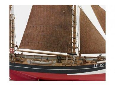 Billing Boats - FD 10 Yawl - Medinis korpusas, Mastelis: 1/50, BB701 2