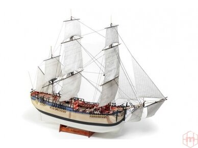 Billing Boats - HMS Endeavour - Wooden hull, 1/50, BB514 2