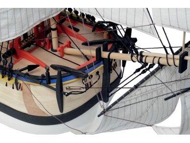 Billing Boats - HMS Endeavour - Medinis korpusas, 1/50, BB514 7