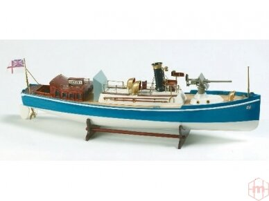Billing Boats - H.M.S. Renown - Plastikinis korpusas, Mastelis: 1/35, BB604