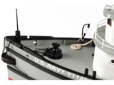 Billing Boats - Hoga Pearl Harbor Tugboat - Medinis korpusas, Mastelis: 1/50, BB708 3