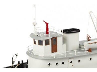 Billing Boats - Hoga Pearl Harbor Tugboat - Medinis korpusas, Mastelis: 1/50, BB708 5