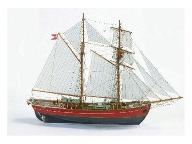 Billing Boats - Lilla Dan - Medinis korpusas, Mastelis: 1/50, BB578