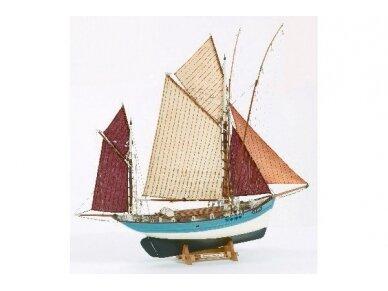 Billing Boats - Marie Jeanne - Medinis korpusas, Mastelis: 1/50, BB580