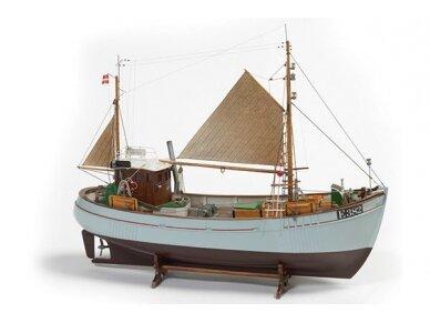 Billing Boats - Mary Ann - Medinis korpusas, Mastelis: 1/33, BB472