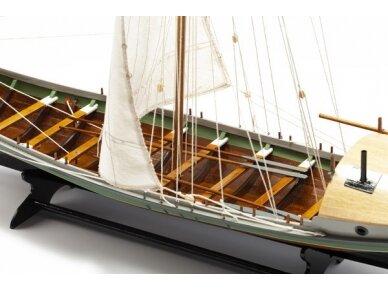 Billing Boats - Nordlandsbaaden - Wooden hull, Scale: 1/20, BB416 3