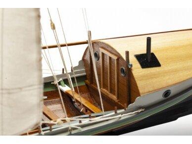 Billing Boats - Nordlandsbaaden - Medinis korpusas, Mastelis: 1/20, BB416 4