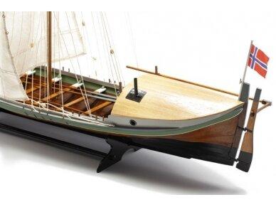 Billing Boats - Nordlandsbaaden - Medinis korpusas, Mastelis: 1/20, BB416 5