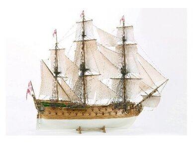 Billing Boats - Norske Love - Medinis korpusas, Mastelis: 1/75, BB437 3