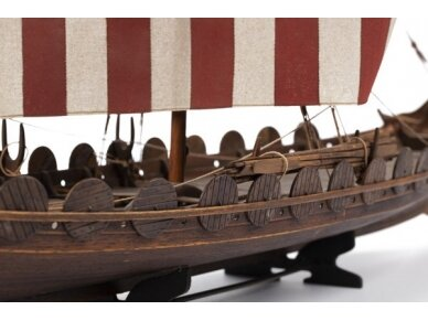 Billing Boats - Oseberg Special - Wooden hull, Scale: 1/25, BB720 2