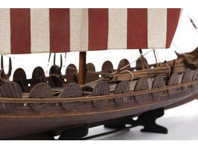 Billing Boats - Oseberg Special - Medinis korpusas, Mastelis: 1/25, BB720 2