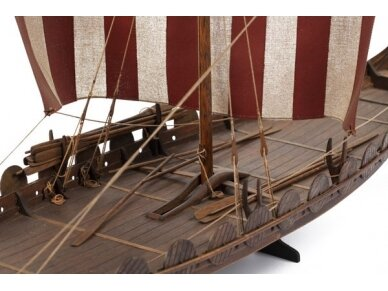Billing Boats - Oseberg Special - Wooden hull, Scale: 1/25, BB720 3
