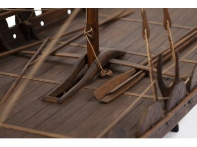 Billing Boats - Oseberg Special - Wooden hull, Scale: 1/25, BB720 4