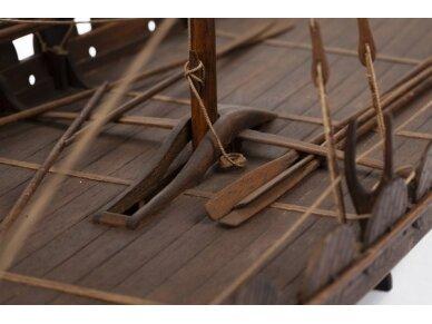 Billing Boats - Oseberg Special - Medinis korpusas, Mastelis: 1/25, BB720 4