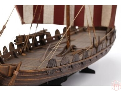 Billing Boats - Oseberg Special - Wooden hull, Scale: 1/25, BB720 5