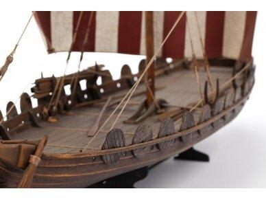 Billing Boats - Oseberg Special - Medinis korpusas, Mastelis: 1/25, BB720 5