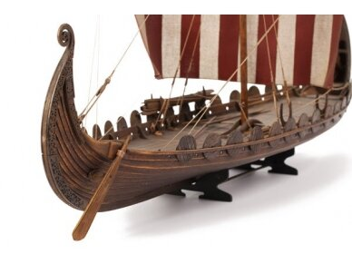 Billing Boats - Oseberg Special - Wooden hull, Scale: 1/25, BB720 6