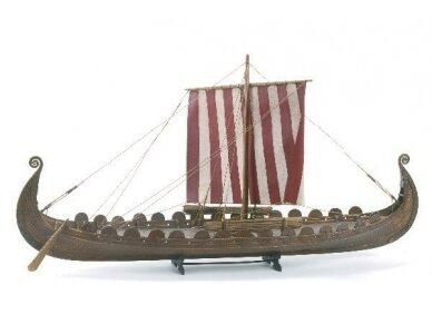 Billing Boats - Oseberg Special - Medinis korpusas, Mastelis: 1/25, BB720