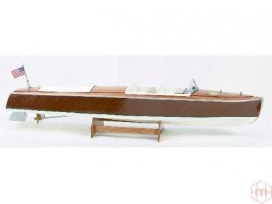 Billing Boats - PHANTOM - Medinis korpusas, Mastelis: 1/15, BB710