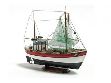 Billing Boats - Rainbow - Plastikinis korpusas, Mastelis: 1/60, BB201