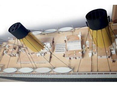 Billing Boats - RMS Titanic Complete - Medinis korpusas, Mastelis: 1/144, BB510 7