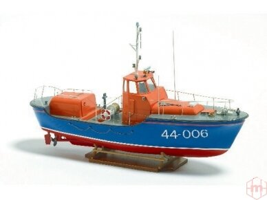 Billing Boats - RNLI Waveny Lifeboat - Plastic hull, Scale: 1/40, BB101