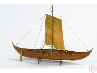 Billing Boats - Roar Ege - Medinis korpusas, Mastelis: 1/25, BB703