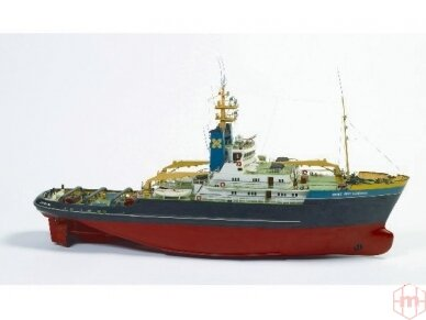 Billing Boats - Smit Rotterdam - Medinis korpusas, Mastelis: 1/75, BB478