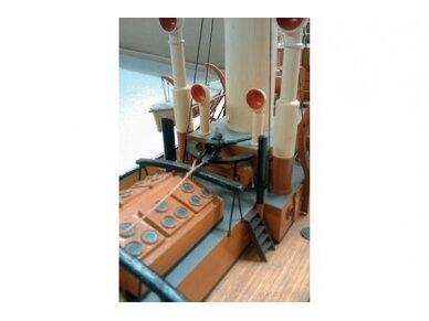 Billing Boats - ST. Canute - Medinis korpusas, Mastelis: 1/50, BB700 2