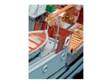 Billing Boats - ST. Roch - Medinis korpusas, Mastelis: 1/72, BB605 3
