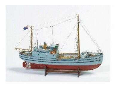 Billing Boats - ST. Roch - Medinis korpusas, Mastelis: 1/72, BB605