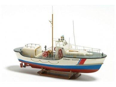 Billing Boats - U.S. Coast Guards - Plastikinis korpusas, Mastelis: 1/40, BB100