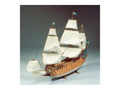 Billing Boats - WASA - Medinis korpusas, Mastelis: 1/75, BB490