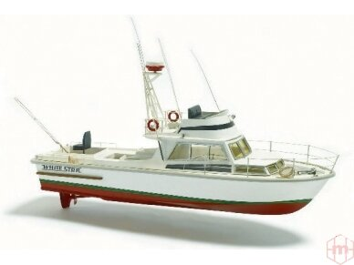 Billing Boats - White Star - Plastikinis korpusas, Mastelis: 1/15, BB570