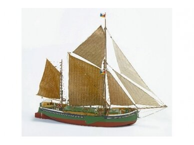 Billing Boats - Will Everard - Medinis korpusas, Mastelis: 1/67, BB601