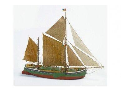 Billing Boats - Will Everard - Medinis korpusas, Mastelis: 1/67, BB601