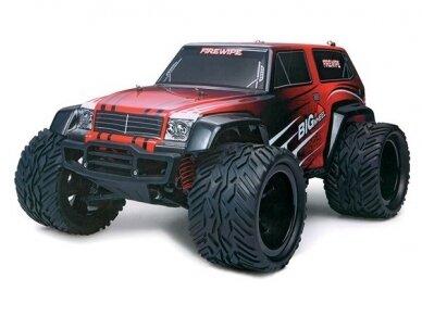 Blackzon - Monster Truck, Mastelis: 1/12, 534600