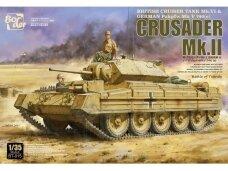 Border Model - Crusader MkII, 1/35, BT-015