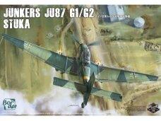 Border Model - Junkers Ju87G Stuka, 1/35, BF-002