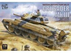 Border Model - Crusader Mk.III British Cruiser Tank Mk. VI, 1/35, BT-012