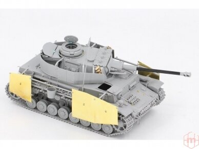 Border Model - Pz.Kpfw.IV Ausf.G Mid/Late, 1/35, BT-001 2