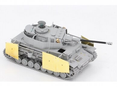 Border Model - Pz.Kpfw.IV Ausf.G Mid/Late, Scale: 1/35, BT-001 2