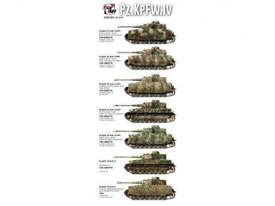 Border Model - Pz.Kpfw.IV Ausf.G Mid/Late, 1/35, BT-001 6
