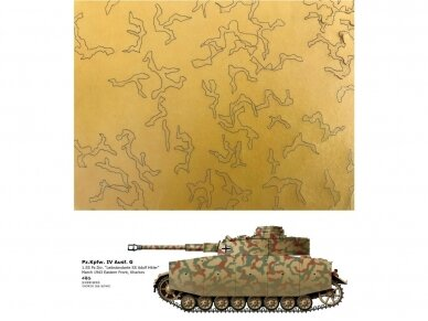 Border Model - Pz.Kpfw.IV Ausf.G Mid/Late, Scale: 1/35, BT-001 7