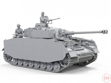 Border Model - Pz.Kpfw.IV Ausf.H Early/Mid 2 in 1, 1/35, BT-005 2