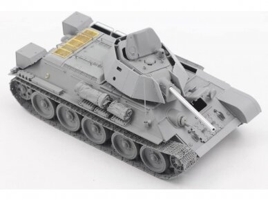 Border Model - Limited Edition T-34E & T-34/76 (Factory 112) - 2 in 1 1/35, BT-009 4