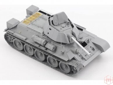 Border Model - Limited Edition T-34E & T-34/76 (Factory 112) - 2 in 1 Scale: 1/35, BT-009 4