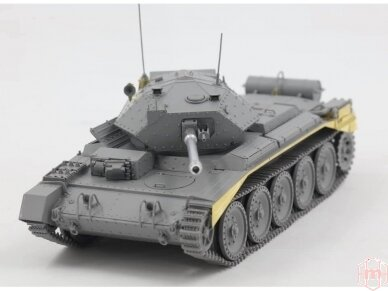 Border Model -Crusader Mk.III British Cruiser Tank Mk. VI, 1/35, BT-012 9