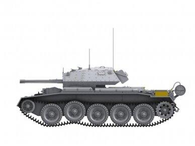 Border Model -Crusader Mk.III British Cruiser Tank Mk. VI, 1/35, BT-012 3